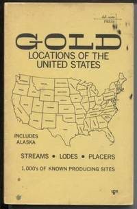 Gold Locations of the United States