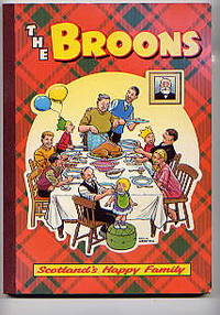 THE BROONS ANNUAL 1989(COPYRIGHT YEAR)