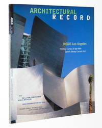 Architectural Record Magazine November 2003, 11/2003: Gehry's Disney Concert Hall
