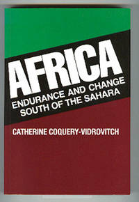 Africa: Endurance and Change South of the Sahara.