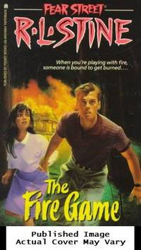image of The Fire Game (Fear Street, No. 11)