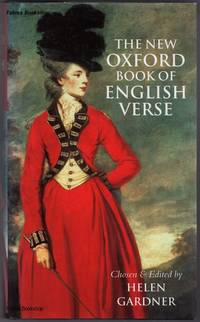 THE NEW OXFORD BOOK OF ENGLISH VERSE. by  Helen (Ed) Gardner - First Edition - from Fables Bookshop (SKU: 13903)