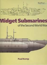 image of MIDGET SUBMARINES OF THE SECOND WORLD WAR.