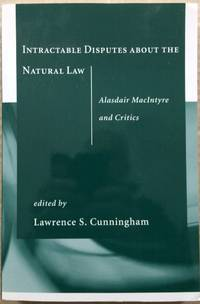 image of Intractable Disputes About the Natural Law