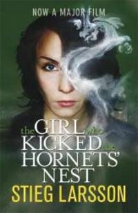 image of The Girl Who Kicked the Hornets' Nest (Millennium Trilogy Book III) (Film Tie in)