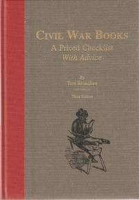 CIVIL WAR BOOKS:  A PRICED CHECKLIST WITH ADVICE