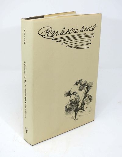 Austin: University of Texas, 1968. 2nd edition, Revised. Limited to 1000cc. Brown cloth binding. Buf...
