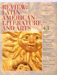 image of REVIEW: LATIN AMERICAN LITERATURE AND ARTS #43 JULY-DECEMBER 1990