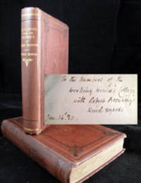 image of SELECTIONS FROM THE POETICAL WORKS OF ROBERT BROWNING  [with]  SELECTIONS...Second Series