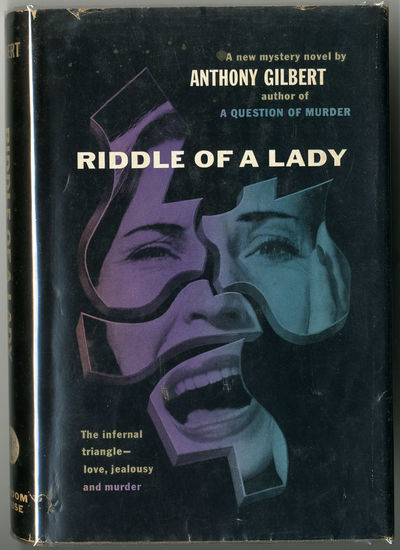New York: Random House, 1956. Cloth textured boards, stamped in gilt and black. First US edition. So...