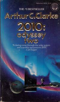 2010: Odyssey Two by  Arthur C Clarke - Paperback - 1984 - from Kayleighbug Books and Biblio.co.uk