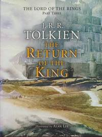 image of THE RETURN OF THE KING - illustrated edition