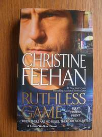 Ruthless Game by  Chrstine Feehan  - Paperback  - First edition first printing  - 2011  - from Scene of the Crime Books, IOBA (SKU: biblio15389)