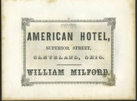 image of American Commercial Advertising - American Hotel, Ohio