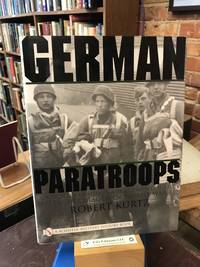 German Paratr: Uniforms, Insignia and Equipment of the Falls (for Me! Book)