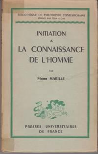 Initiation a La Connaissance De L'Homme