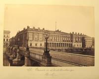 ALBUM OF 57 ALBUMEN PRINT PHOTOGRAPHIC VIEWS OF BERLIN (37), CHARLOTTENBURG (3), AND POTSDAM (17) 1880-1890 - BRANDENBURG GATE (BERLIN & POTSDAM), ROYAL PALACE BERLIN, UNDER THE LINDENS BERLIN, PALACE CHARLOTTENBURG, SANSSOUCI POTSDAM AND MANY MORE.