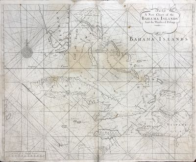 A New Chart of the Bahama Islands and...