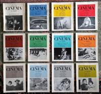 Cahiers du Cinema in English [issues no. 1-12; a complete run]