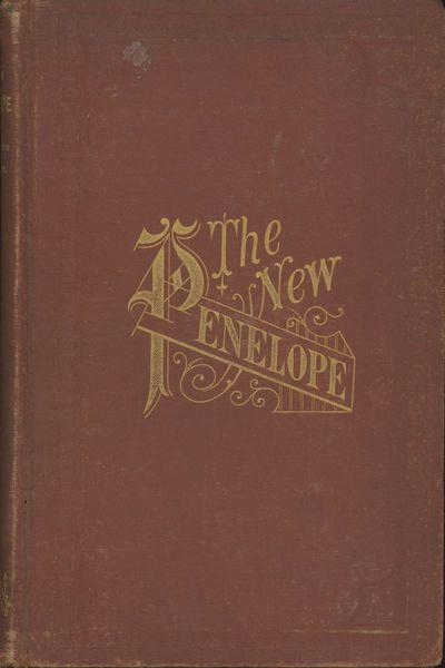 San Francisco: A. L. Bancroft & Company, 1877. Octavo, pp. 6 10-349 , original decorated terra cotta...