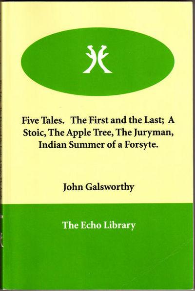the apple tree john galsworthy critics