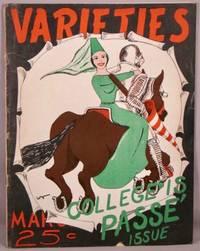 image of Varieties. March 1950, volume 19, number 7.