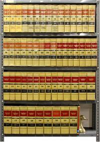 California Reports 3d Vols. 1-54 (1969-1991). Complete set