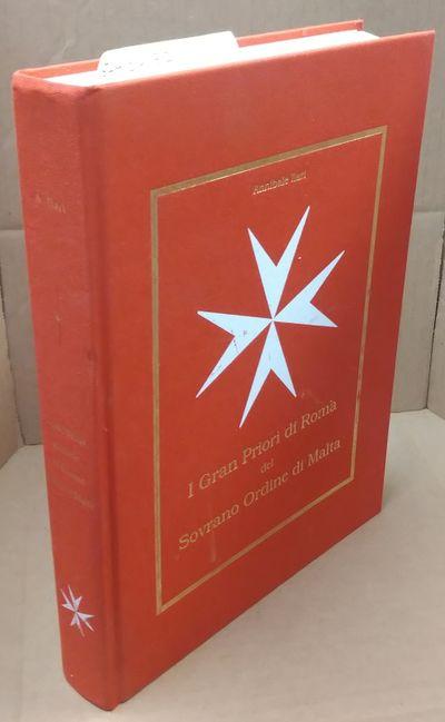 Roma: Gran Priorato di Roma del Sovrano Militare Ordine di Malta, 2001. Hardcover. Quarto; VG hardco...