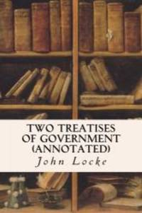 image of Two Treatises of Government (annotated)