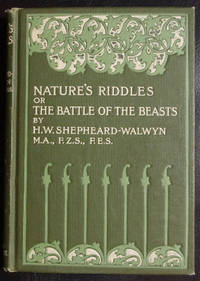 Nature's riddles;: Or, The battle of the beasts,