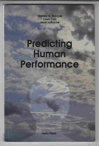 Predicting Human Performance