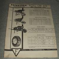 image of Two Vintage advertising Handbills for Wheelbarrows