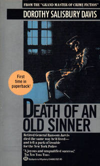 image of DEATH OF AN OLD SINNER