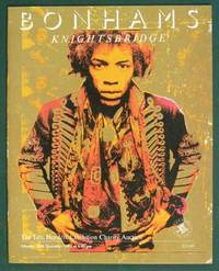 The Jimi Hendrix Exhibition Charity Auction In Aid Of Heart' n Soul (Monday 20th December 1993...Sale Number 26062)