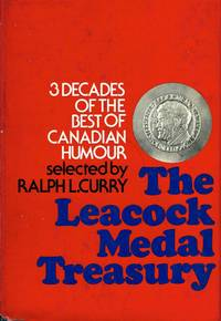 image of The Leacock Medal Treasury 3 Decades of the best of Canadian humour