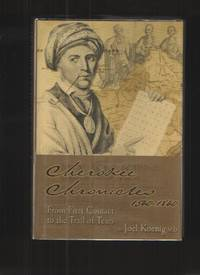 image of Cherokee Chronicles From 1St Contact to the Trail of Tears