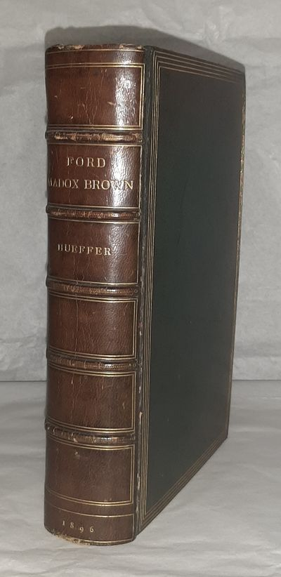 Ford Madox Brown: A Record of his...