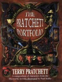 image of The Pratchett Portfolio: A Compendium of Discworld Characters (GOLLANCZ S.F.)
