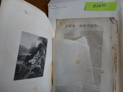 New York: S. B. Dean & Co, 1844. Softcover. F (Missing front cover; has foxing and much wear to edge...