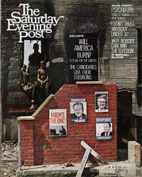 image of The Saturday Evening Post August 10, 1968