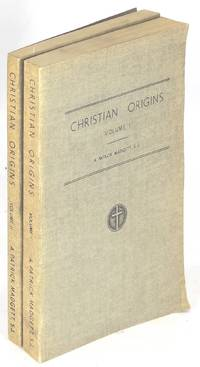 Christian Origins. 2 Volumes