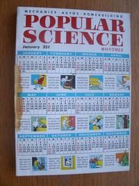 image of Popular Science Magazine: January 1955