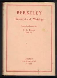 BERKELEY Philosophical Writings