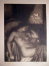 View Image 1 of 6 for 1922 Female Nude Mezzotint