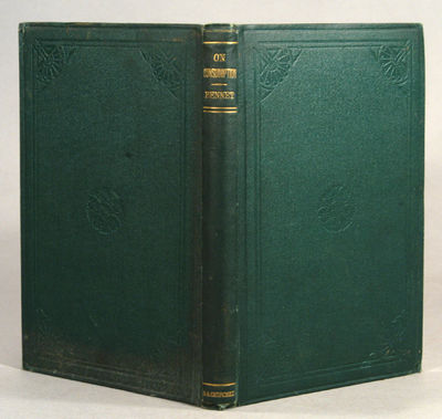 1871. BENNET, James Henry. ON THE TREATMENT OF PULMONARY CONSUMPTION BY HYGIENE, CLIMATE, AND MEDICI...
