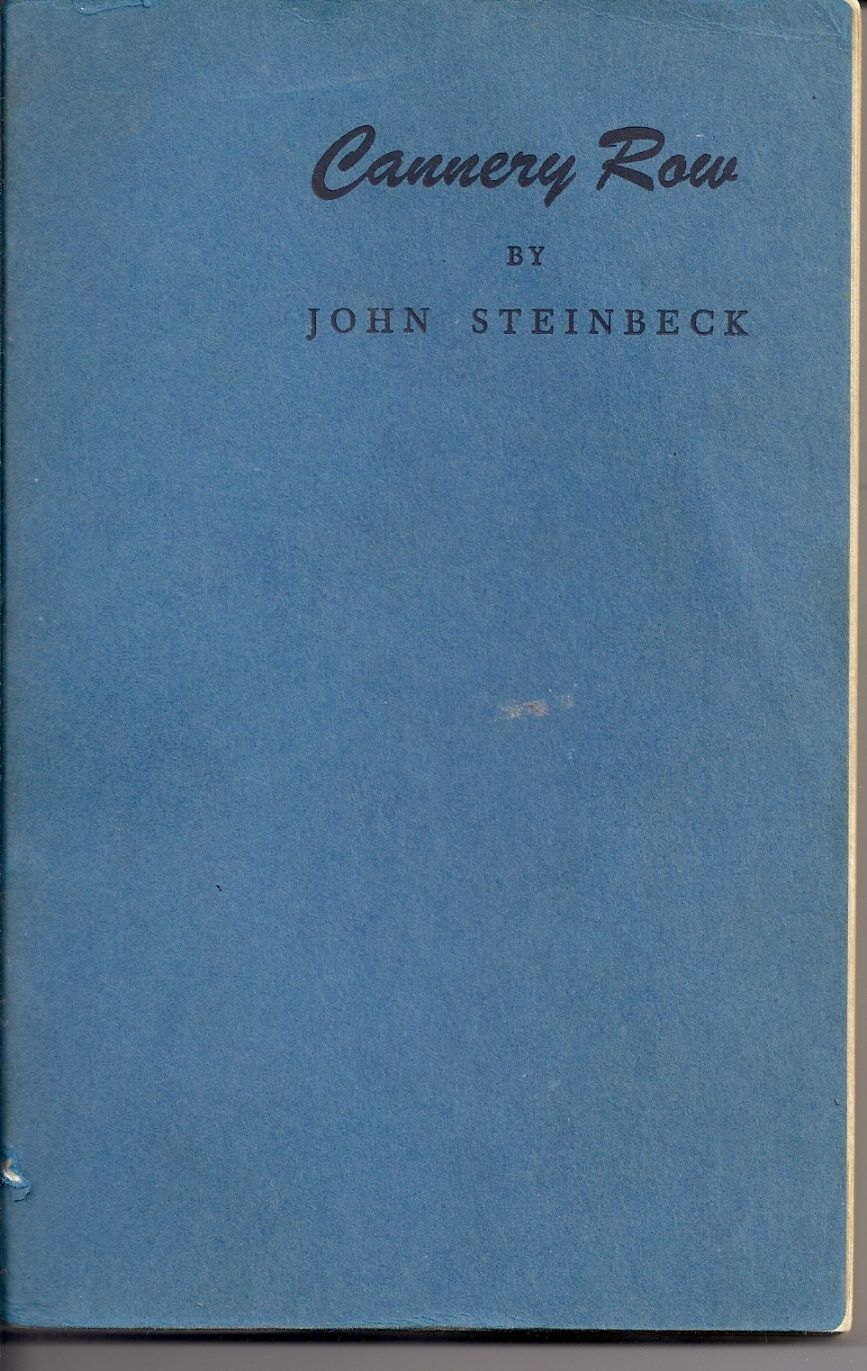 a summary of cannery row by john steinbeck In cannery row, john steinbeck returns to the setting of tortilla flat to create another evocative portrait of life as it is lived by those who unabashedly put the highest value on the intangibles—human warmth, camaraderie, and love synopsis may belong to another edition of this title.