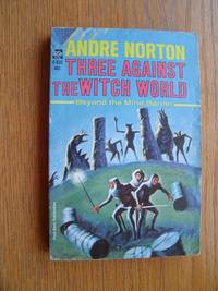 image of Three Against the Witch World # F-332