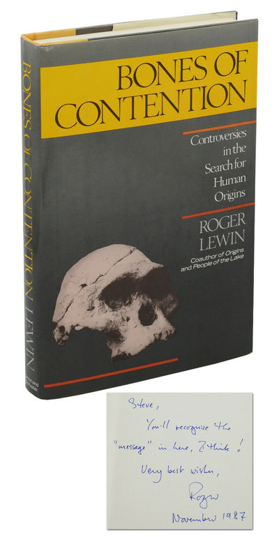 New York: Simon and Schuster, 1987. First Edition. Fine/Fine. First edition. Inscribed by author to ...