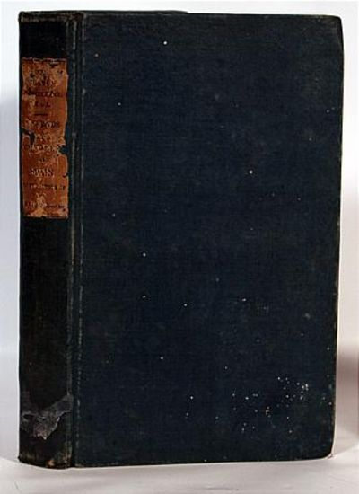 Philadelphia: Carey, Lea & Blanchard, 1835. First Edition. First printing Good+ in the publisher's o...