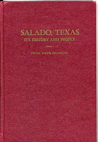 Salado, Texas. it's History and People.